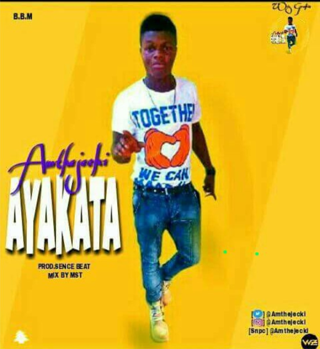 Music: Jecki – Ayakata – Prod. by Sence Beatz Download Here>>>